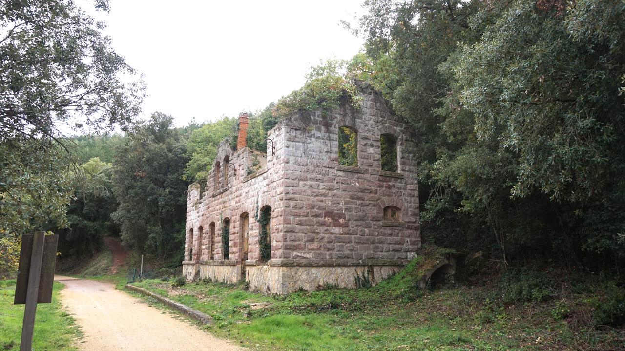 CASA-RURAL-EL-HAYEDO-DEL-LEÓN-DORMIDO-MARAÑÓN-NAVARRA-VÍA-VERDE-DEL-FERROCARRIL-III-OTOÑO